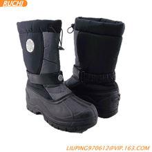 Hombres de invierno clásicos botas