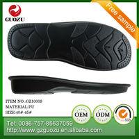 latest men style flat durable sandal pu outsoles