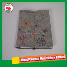 Metal ring Loose leaf notebook journal