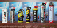 CAPTAIN Emergency tyre repair TYRE FIX, Tire Inflator, Tire Sealant