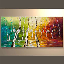 Newest Hand Landscape Wall Art In Discount Price