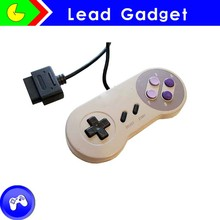 Newest Wired Classic Controller For SNES/NES game console For Super nintendo snes controller with usb and hottest connector
