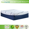 ripple fabric cover hard bed mattress supplier