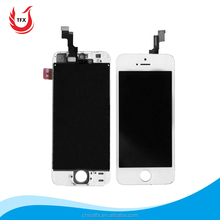 Hight quality products for iphone part,for iphone 5s lcd screen repair,aaa GRADE cell phone accessory