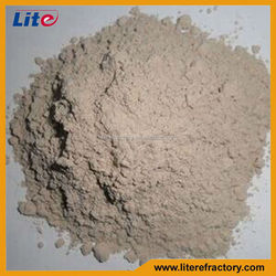 Good thermal shock resistant high temperature cement for pizza oven lining