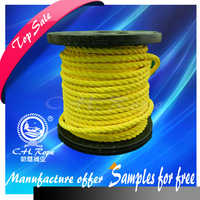 pp/pet mixed sandal rope decoration braided rope