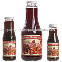 Pomegranate Strawberry Juice 100% Natural