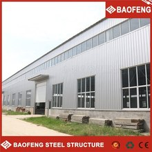 handy mobile modular prefab steel warehouse for workshop