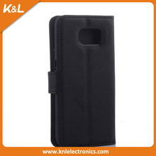 Hot selling case folio cover for Samsung S5 6 6Edge made in China flip cover and leather case