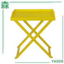Yasen Houseware Comfortable Mordern Living Room Furniture,Thick Wood Slab Dining Table,Modern Wooden Computer Tables