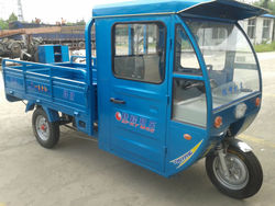 Best New electric Truck Cargo Tricycle in 2015