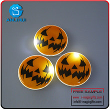 Professional manufacture Led badge with custom design led pin for party,school,halloween