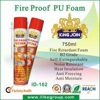 fire proof spray foam insulation