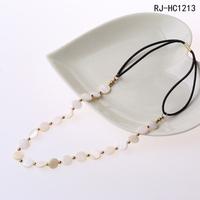 New Design Fancy Natural Shell Head Chain,Shell Headband Jewelry 2014