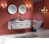 2015 New arrived stainless steel bathroom vanity top cabinet 6616