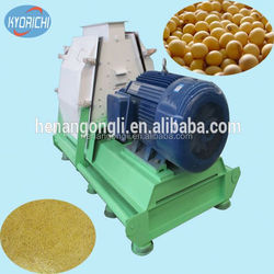 factory supplier soybean hammer mill for animals feed