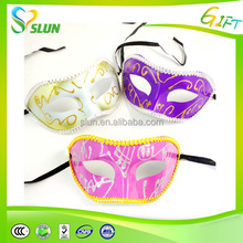 On alibaba hot sale funny party mask masquerade masks
