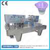 Automatic mineral water cup filler sealer(cup diameter 75mm)