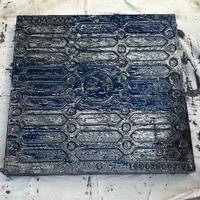 Ductile Cast Iron Asphalt Manhole Covers