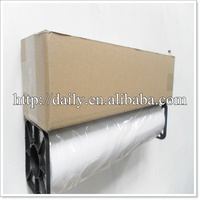 Double side Matte Cotton Canvas 270gsm (giclee inkjet printing, A4 & roll up size, printable cotton fabric,42''X18m)