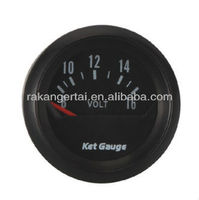 "2""volt auto gauge meter WATER TEMPTACHOMETER BOOST AIR/FUEL RATIO auto accessories VOLTS VACUUM"