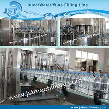 Factory shop concentrado água equipamento de enchimento