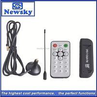With SDR function usb mini digital tv stick support 1-seg ISDB-T