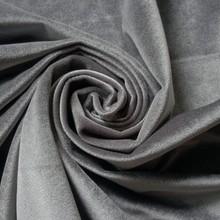 Silver grey drapery