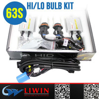 liwin Top quality hid kit bulb car hid kits 9007 hid kit for cars and motorcycles automobile auto headlights mini snowmobile