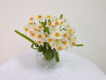 Top Sell China Daffodil artificial flower wholesale manufacturer