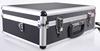 Aluminum briefcase box,password metals aluminum tool box,storage notebook aluminum case