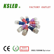 Wholesale T10 T20 T15 auto parts led lamp instrument lights car accessories for all car bulb