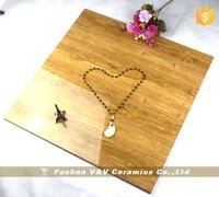60x60cm Marble Look Porcelain Tile,Golden Floor Tile