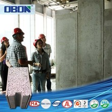 OBON non combustible building materials sandwich wall panel