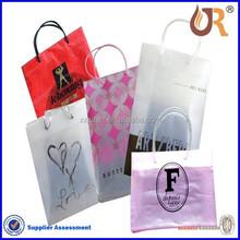 Custom printed kraft paper shopping bag