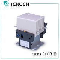 Hot sales electromagnetic modular 3 phase dc contactor CJX2F-115 series types of ac magnetic contactor 12v 24v 48v 220v