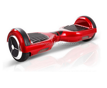 2015 newest 2 wheels powered unicycle smart Electric Scooter with bluetooth function and LED light