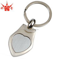 souvenir custom made keychain condom holder with low price