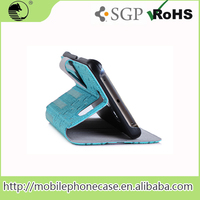 Guangzhou Manufacture Flip Pu Leather Case For Samsung Galaxy S6