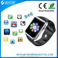 Wearable smart bluetooth watch sensitive touch, long standby, unique design, fashionable & beautiful, comfortable to wear L60
