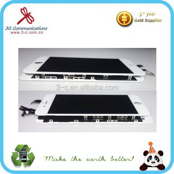 replacement screen for iphone 6 lcd screen assembly for Apple iphone 6 4.7 inch