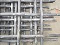 malla de alambre ondulado