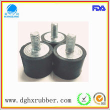 durable suspension arm rubber mounting
