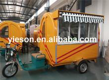 electric ice cream car ice cream vending cart