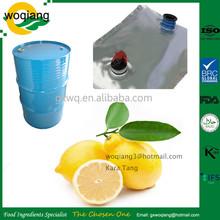 Frozen Lemon Juice concentrate with bulk package