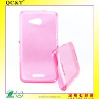 hot sale Ultra thin Jelly case cover for Sony E4G E2003