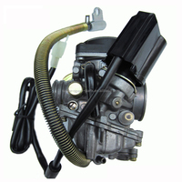 KEIHIN 50CC 2 stroke GY6 CHINA ATV SCOOTER MOPED PD18J CARBURETOR