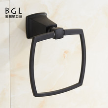 12132 simple fashionable towel ring for bathroom accessories