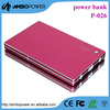 20000mah emergency solar charger power supply for phones