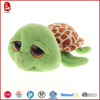 Cute and lovely plush big eyes turtle toy high quality handmade